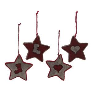 Adorno Natalício Christmas Planet 2183 Estrela