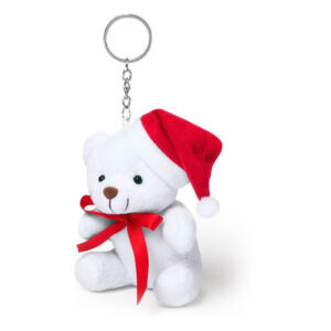 Porta-Chaves de Natal 145110 Branco