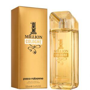 Perfume Homem 1 Million Paco Rabanne Cologne EDT 125 ml
