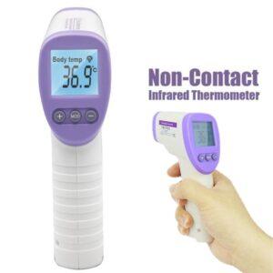 Termómetro Infravermelhos QHK - Ideal Para Crianças e Adultos