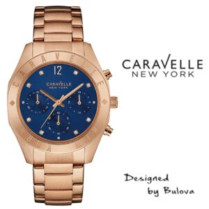 Relógio Caravelle New York® 44L192 - Designed by Bulova