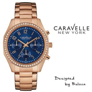 Relógio Caravelle New York® 44L196 - Designed by Bulova