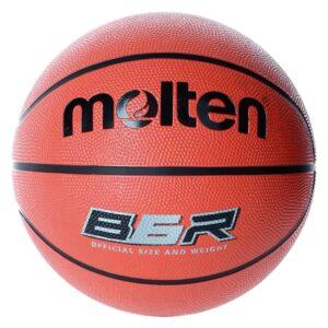 Molten® Bola de Basquetebol B6R2 Borracha (Tamanho 6)