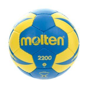 Molten® Bola de Andebol H0X2200 Couro Sintético (Tamanho 0)