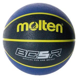 Molten® Bola de Basquetebol BC5R2-KB Borracha (Tamanho 5)