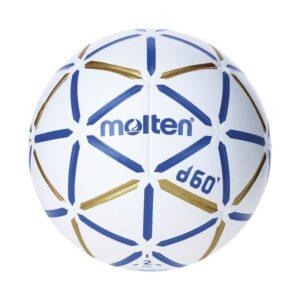 Molten® Bola de Andebol H2D4000-BW Couro Sintético (Tamanho 2)