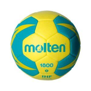 Molten® Bola de Andebol H0X1800-YG Couro Sintético (Tamanho 0)