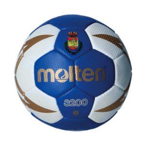 Molten® Bola de Andebol H1X3200 Couro Sintético (Tamanho 1)