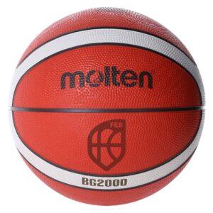 Molten® Bola de Basquetebol Molten B7G2000 Borracha (Tamanho 7)
