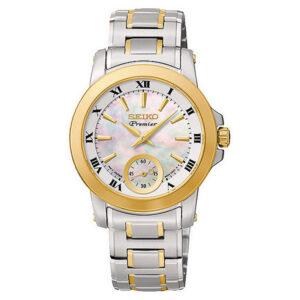 Relógio Seiko® SRKZ6 Dourado