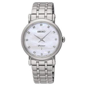 Relógio Seiko®  SXB433P1 (30,5 mm)