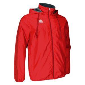 Casaco de Desporto Luanvi Gama Vermelho XL