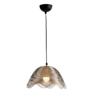 Candeeiro de teto Gift Decor Metal 30 x 19 x 30 cm