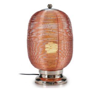 Lâmpada de Mesa Gift Decor Metal Cobre (22 x 36 x 22cm)