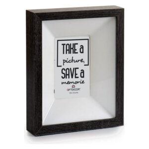 Moldura de Fotos Gift Decor Madeira (10 x 15 cm)