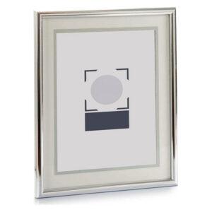 Moldura de Fotos Gift Decor Prata (15 x 20 cm)