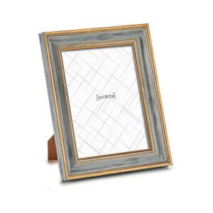 Moldura de Fotos Gift Decor Dourado (15 x 20 cm)