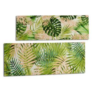 Quadro Gift Decor Verde (90 x 30 x 1,5 cm)