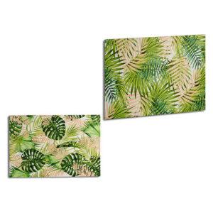Quadro Gift Decor Verde (120 x 80 x 2,5 cm)