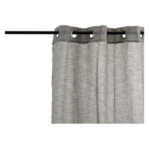 Cortinas Gift Decor (260 x 1 x 140 cm) Castanho