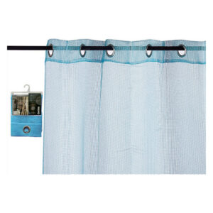 Cortinas Gift Decor Azul (1 x 260 x 140 cm)