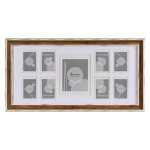 Porta-retratos Gift Decor Madeira