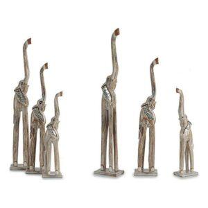 Jogo Gift Decor Natural (3 Peças) (11 x 100 x 18 cm)