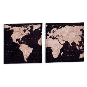 Quadro Gift Decor (1,5 x 40 x 40 cm)