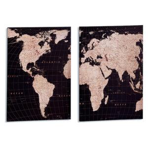 Quadro Gift Decor (2 x 70 x 50 cm)