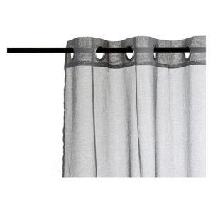 Cortinas Gift Decor Cinzento (260 x 140 cm)