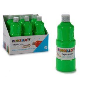 Têmperas Para Pintura Pincello Verde 400 ml