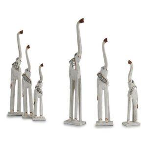 Jogo Gift Decor Branco (3 Peças) (11 x 100 x 18 cm)
