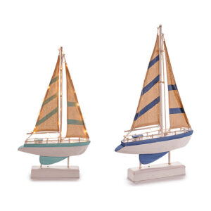 Barco Gift Decor Madeira (6 x 52 x 31 cm)