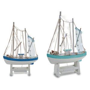 Barco Gift Decor Madeira (8,5 x 41,5 x 28,5 cm)