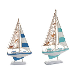 Barco Gift Decor Madeira (5 x 42,5 x 24 cm)
