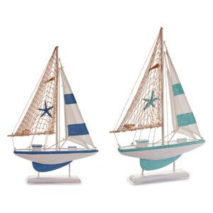 Barco Gift Decor Madeira (5,5 x 51 x 35 cm)