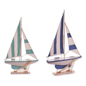 Barco Gift Decor Madeira (8 x 67 x 43 cm)