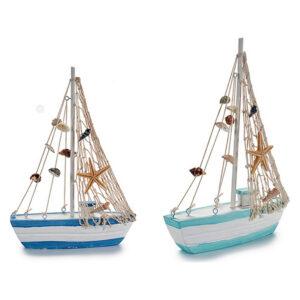 Barco Gift Decor Madeira (5 x 25,5 x 18,5 cm)