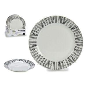 Prato Porcelana Ø 19 cm