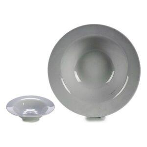Prato Branco Porcelana (Ø 23 cm)