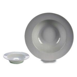 Prato Branco Porcelana (Ø 30 cm)