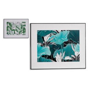 Quadro Gift Decor Preto Madeira (3 x 61,3 x 81,5 cm)