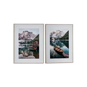 Quadro Gift Decor Madeira (3 x 81,5 x 61,5 cm)