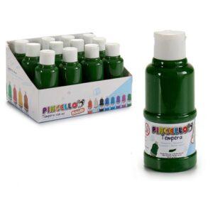 Têmperas Para Pintura Pincello 120 ml Verde Verde