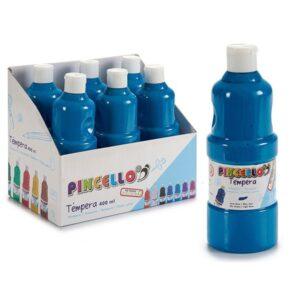 Têmperas Para Pintura Pincello 400 ml Azul Claro