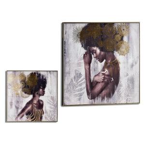 Quadro Gift Decor (82 x 4,5 x 82 cm)
