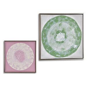 Quadro Gift Decor (52,5 x 2,8 x 52,5 cm)