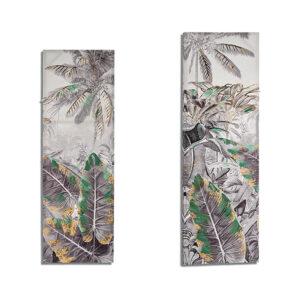 Quadro Gift Decor Linho (120 x 3 x 40 cm)