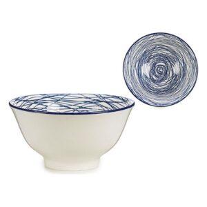 Tigela Azul Porcelana Ø 16 cm