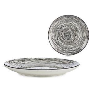 Plat bord Porcelana Ø 24 cm